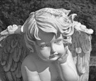 Estátua de anjo