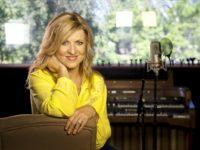 A cantora gospel e pastora Darlene Zschech, ícone do gospel britânico