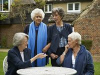 Na foto, as atrizes Maggie Smith, Joan Plowright, Eileen Atkins e Judi Dench